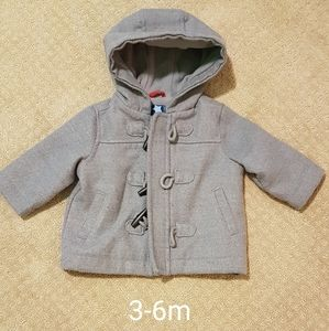 Other - Wool toggle coat